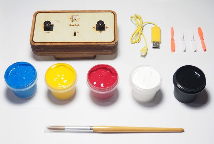beebot kit colors
